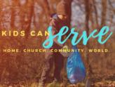 Kids Can Serve Their World